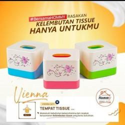 Tempat Tissue Kotak Hommy Vienna - 5211